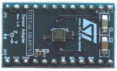 STMicroelectronics - STEVAL-MKI087V1 - STMicroelectronics 模拟开发套件 STEVAL-MKI087V1