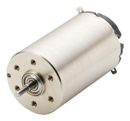 Portescap - 25GST2R82-216P.1 - Portescap 电刷 直流电动机 25GST2R82-216P.1, 24 V 直流电源, 1.45 A, 30 mNm, 10320 rpm, 3mm 轴直径
