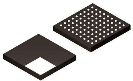 Panasonic - AN32055A-PB - Panasonic AN32055A-PB 7数字 7段 LED 驱动器, 3.1 → 5.6 V, 80引脚 WLCSP封装