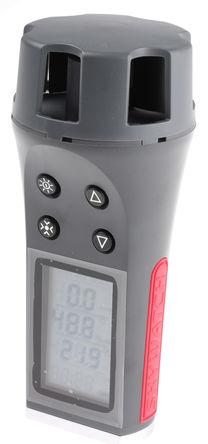 Instruments Direct - ATMOS - Instruments Direct ATMOS 风速计, 最大风速41.66m/s, 测量空气流速、湿度、温度