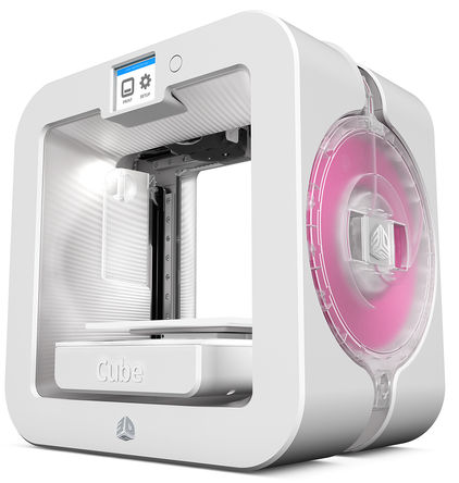 3D Systems - 3D Systems 3rd Gen Cube - 3D Systems 第 3 代 Cube 3D 打印�C