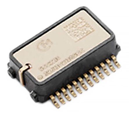 Murata - SCC2130-D08 - Murata SCC2130-D08 3轴 加速度计和陀螺仪, SPI接口, 0.1 → 8 MHz, 3 → 3.6 V电源, 24引脚 SOIC封装