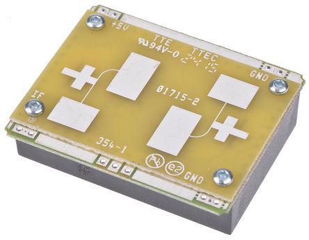 Microwave Solutions - MDU1750CM-C920809 - Microwave Solutions 10.587 GHz 微波 Doppler �鞲衅� 模�M �\�犹�y器 MDU1750CM-C920809
