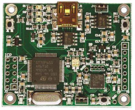 STMicroelectronics - STEVAL-MKI063V1 - STMicroelectronics 模拟开发套件 STEVAL-MKI063V1