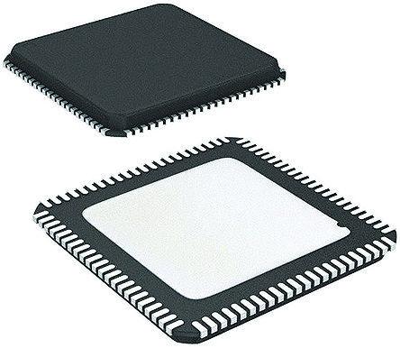 Analog Devices - AD9154BCPAZ - Analog Devices AD9154BCPAZ 四 16 位 DAC, 2.4Gsps, SPI接口, 88引脚 LFCSP封装