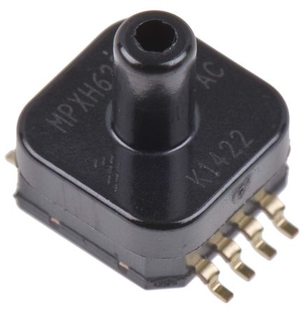 NXP - MPXH6250AC6U - NXP MPXH6250AC6U 250kPa 绝对压力传感器, 4.826 → 4.966 V dc输出, 8引脚 SSOP封装