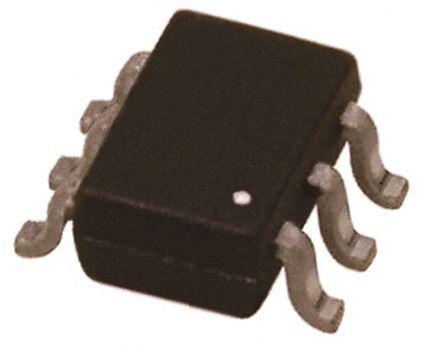 Broadcom - ACPL-W346-000E - Broadcom 光耦 ACPL-W346-000E, SiC MOSFET ��O��虞�出, 6引�_ SO6 封�b