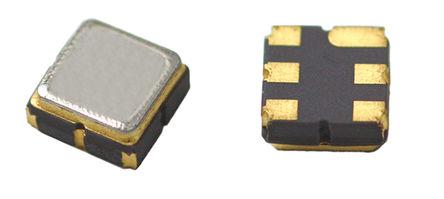 Murata - SF2136E - Murata 433.92MHz SMD SAW 滤波器 SF2136E, 3.3dB最大介入损耗, 5MHz@3dB 带宽, 50Ω负载阻抗, SM3030-6