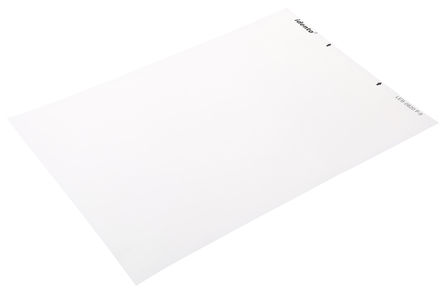 Idento - LEB0820PW - Idento LEB0820PW 315件装 白色 空白不干胶标签, 8mm长, 20mm宽