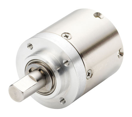 Portescap - R32.0 72,3 - Portescap 72.3:1 变速箱 R32.0 72,3, 20 Nm, 最高6000 (Input)rpm, 8mm轴直径, 32 mm直径