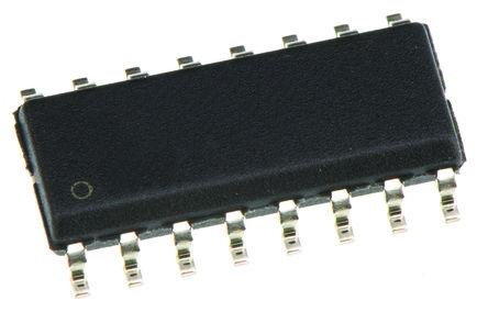 STMicroelectronics - HCF4051YM013TR - STMicroelectronics HCF4051YM013TR 多路复用器 IC, 16引脚 SOIC封装