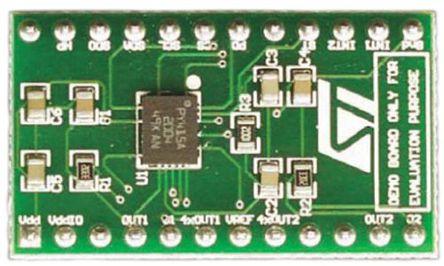 STMicroelectronics - STEVAL-MKI086V1 - STMicroelectronics 模拟开发套件 STEVAL-MKI086V1