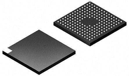 STMicroelectronics - STA680 - STMicroelectronics STA680 FM 射频接收器芯片, 1.14 → 1.26 V电源, 168引脚 LFBGA封装 AEC-Q100