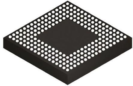 Freescale - MPXN2120VMG116 - Freescale PXN2x 系列 32 bit e200z650 MCU MPXN2120VMG116, 116MHz, 2 MB ROM �W存, 128 kB RAM, MAPBGA-208