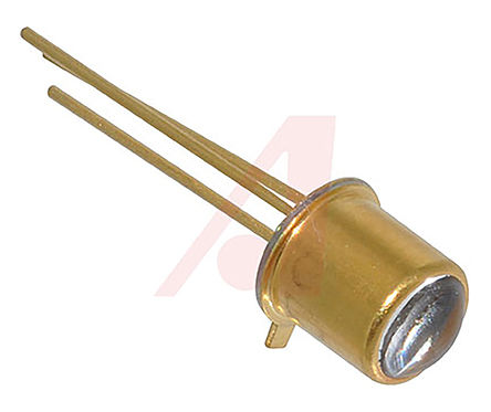 Honeywell - SD5610-001 - Honeywell SD5610-001 通孔安装 环境光传感器单元, TO-46 封装