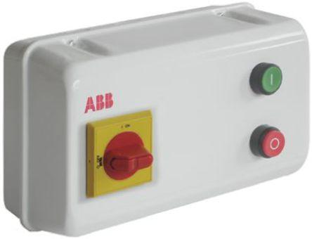ABB - 1TVC230154S5699 - ABB 1TVC 系列 15 kW 星形三角起动器 1TVC230154S5699, 230 V 交流, 3相, IP55