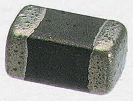 Murata - BLM21BD601SN1D - Murata BLM21BD601SN1D BLM21BD 系列 铁氧体磁珠, 600Ω阻抗 @ 100 MHZ, 0805封装, 适用于EMI 抑制过滤器、高速信号线路