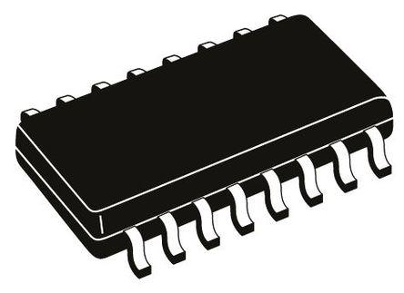 Broadcom - ACPL-336J-000E - Broadcom 光耦 ACPL-336J-000E, 直流�入, IGBT �T�O��虞�出, 16引�_ SO 封�b