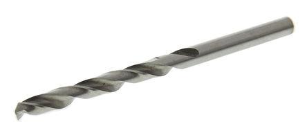 Bosch - 2608595062 - Bosch 5mm直径 高速钢 螺旋钻 钻头 2608595062, 135°尖, 5mm长 直杆, 86 mm总长