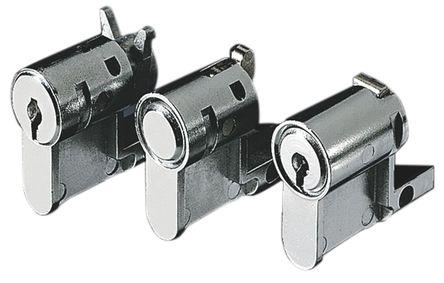 Rittal - 2469000 - Rittal 钥匙/按钮锁插件 2469000, 242 x 50 x 17.5mm, 使用于TS IT 机柜
