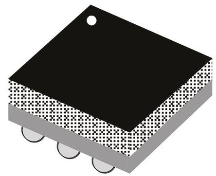 STMicroelectronics - DCPL-WB-02D3 - DCPL-WB-02D3, 2400 → 5850MHz 射频定向耦合器, 13 dB, 19 dB, 0.2 dB, 0.5 dB, 8针 1.67 x 1.44 x 0.43mm