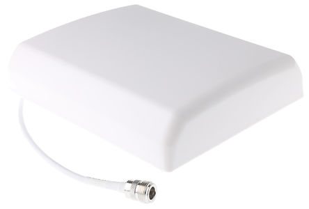 RF Solutions - ANT-MPANEL9-N - RF Solutions RFID 天� ANT-MPANEL9-N, 1710 → 2500 MHz,824 → 960 MHz, N 型母�B接�^