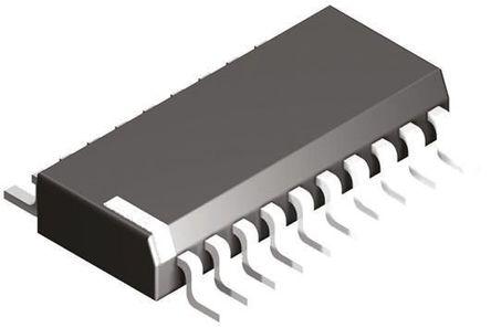 STMicroelectronics - M74HCT245RM13TR - STMicroelectronics M74HCT245RM13TR 8位 非反相 总线收发器, 20引脚 SOP封装