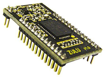 RF Solutions - ZULU-T868 - RF Solutions 射�l收�l器 ZULU-T868, 868 MHz�l��, FSK�{制技�g, 2.2 → 3.6V