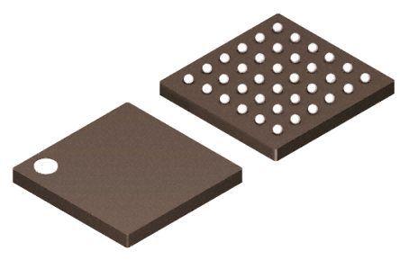 Cypress Semiconductor - CY62148EV30LL-45BVXI - Cypress Semiconductor CY62148EV30LL-45BVXI, 4Mbit SRAM �却�, 512K x 8, 1MHz, 2.2 → 3.6 V, 36� FBGA封�b