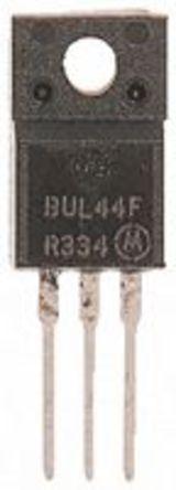 STMicroelectronics - MD2310FX - STMicroelectronics MD2310FX , NPN 晶体管, 14 A, Vce=700 V, HFE:6, 64 kHz, 3引脚 TO-3PF封装