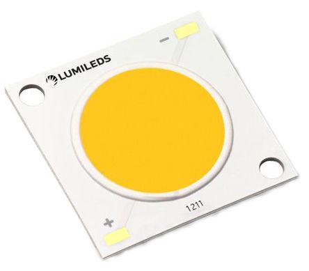 Lumileds - L2C2-57701211E1900 - Lumileds L2C2-57701211E1900, LUXEON CoB Gen2 系列 白色 COB LED, 5700K 70CRI