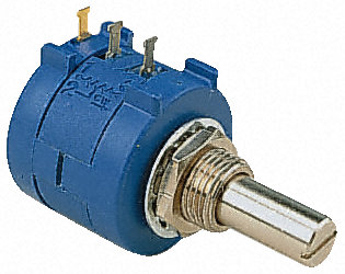 Bourns - 3590S-2-104L - 3590S Potentiometer 100K