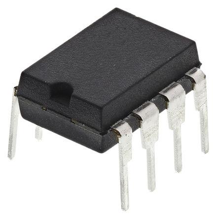 Broadcom - HCPL-2602-000E - Broadcom 光耦 HCPL-2602-000E, 直流�入, Schottky-Clamped 晶�w管�出, 8引�_ DIP 封�b
