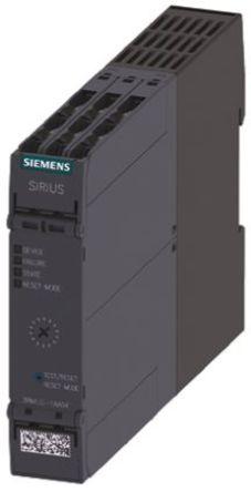 Siemens - 3RM1007-1AA04 - Siemens Sirius 3RM1 系列 3 千瓦 直接启动器、DOL 启动器 3RM1007-1AA04, 24 V 直流, 1.6 → 7 A