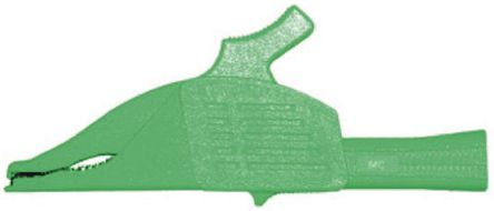 Multi Contact - 66.9575-25 - 32A 绿色 黄铜 海豚夹