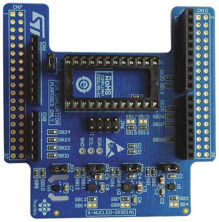 STMicroelectronics - X-NUCLEO-IKS01A1 - STMicroelectronics X-Nucleo 扩展板 X-NUCLEO-IKS01A1
