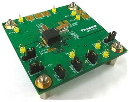Panasonic - NN31002A-EVB - Panasonic NN31002A 直流-直流调节器 评估测试板 NN31002A-EVB