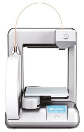 3D Systems - 381000 - 3D Systems 第 2 代 Cube 3D 打印机