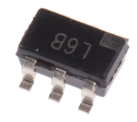 Analog Devices - ADP3330ARTZ-3.6-R7 - Analog Devices ADP3330ARTZ-3.6-R7 LDO 稳压器, 3.6 V输出, 300mA最大输出, ±0.7%精确度, 2.9 → 12 V输入, 6引脚 SOT-23封装