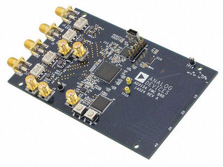 Analog Devices - AD9154-FMC-EBZ - Analog Devices 评估测试板 AD9154-FMC-EBZ