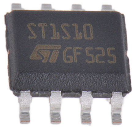 STMicroelectronics - STCS1APHR - STMicroelectronics STCS1APHR LED 驱动器, 5 V,12 V,24 V, 8引脚 PowerSO封装