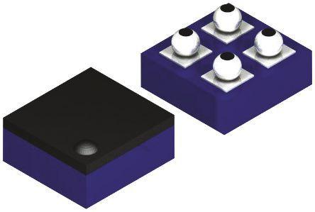 STMicroelectronics - BALF-2690-02D3 - STMicroelectronics 2400 → 2500MHz 50Ω 表面贴装 对称转换器 BALF-2690-02D3