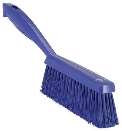 Vikan - 45878 - Vikan 45878 紫色 洗手刷, PET刷毛, 适用于清洁干燥、细小颗粒,地板