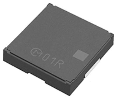 Murata - PKLCS1212E2400-R1 - Murata -12.5 → +12.5 V 75dB 表面贴装 外部驱动 压电蜂鸣器 PKLCS1212E2400-R1, 最大为 2.4 kHz