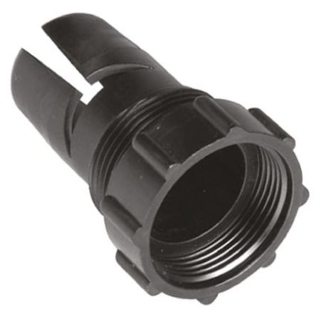 TE Connectivity - 207387-1 - TE Connectivity 黑色 热塑塑料 电缆夹 207387-1