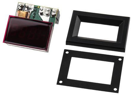 Murata Power Solutions - DCA-20PC-6-DC4-RL-C - Murata 3.5位 LED 数字电流表 DCA-20PC-6-DC4-RL-C, 直流电流, 33.93 x 21.29 mm, 0°C 至 +60°C