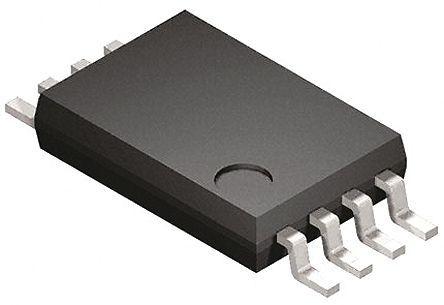 STMicroelectronics - M93C46-RDW3TP/K - STMicroelectronics M93C46-RDW3TP/K 串行 EEPROM 存储器, 1kbit, 128 x, 8bit, 串行 - Microwire接口, 200ns, 1.8 → 5.5 V, 8引脚