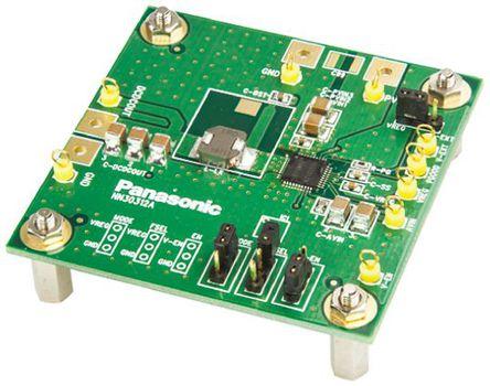 Panasonic - NN30312A-EVB-R2 - Panasonic NN30312A 直流-直流调节器 评估测试板 NN30312A-EVB-R2