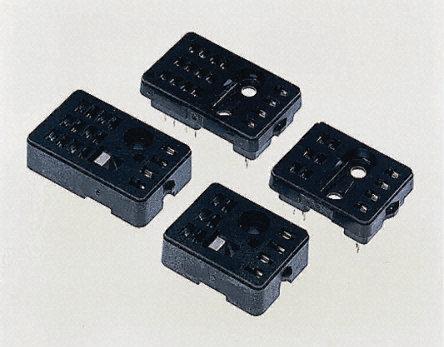 TE Connectivity - V23154Z1071 - TE Connectivity 继电器插座 V23154Z1071, 适用于V23154 系列