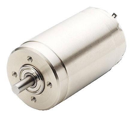 Portescap - 35NT2R82-226E.1 - Portescap 电刷 直流电动机 35NT2R82-226E.1, 28 V 直流电源, 80 mA, 97 mNm, 6935 rpm, 5mm 轴直径